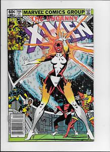 Uncanny-X-Men-164-Carol-Danvers-is-Binary-Claremont-Cockrum-Marvel-Comics-1982