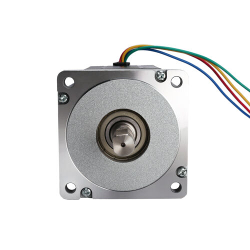 4Axis Nema 34 motor gradual 1232oz.in 5.6 un regulador de controladores paso /& DM860A CNC Kit
