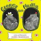 George and Martha by James Marshall (Hardback, 1974)