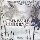 Mendelssohn, Grieg, Hough: Cello Sonatas (2015)