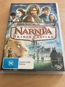 Disney-Chronicles-Of-Narnia-Prince-Caspian-DVD-SALE