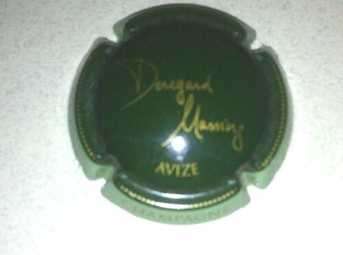 7. vert et or Capsule de Champagne DEREGARD-MASSING