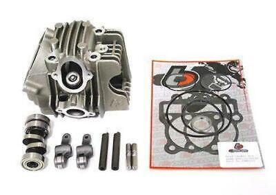 Kawasaki Z125 TB 143,165 178cc Race Head V2 and Intake Upgrade Kit