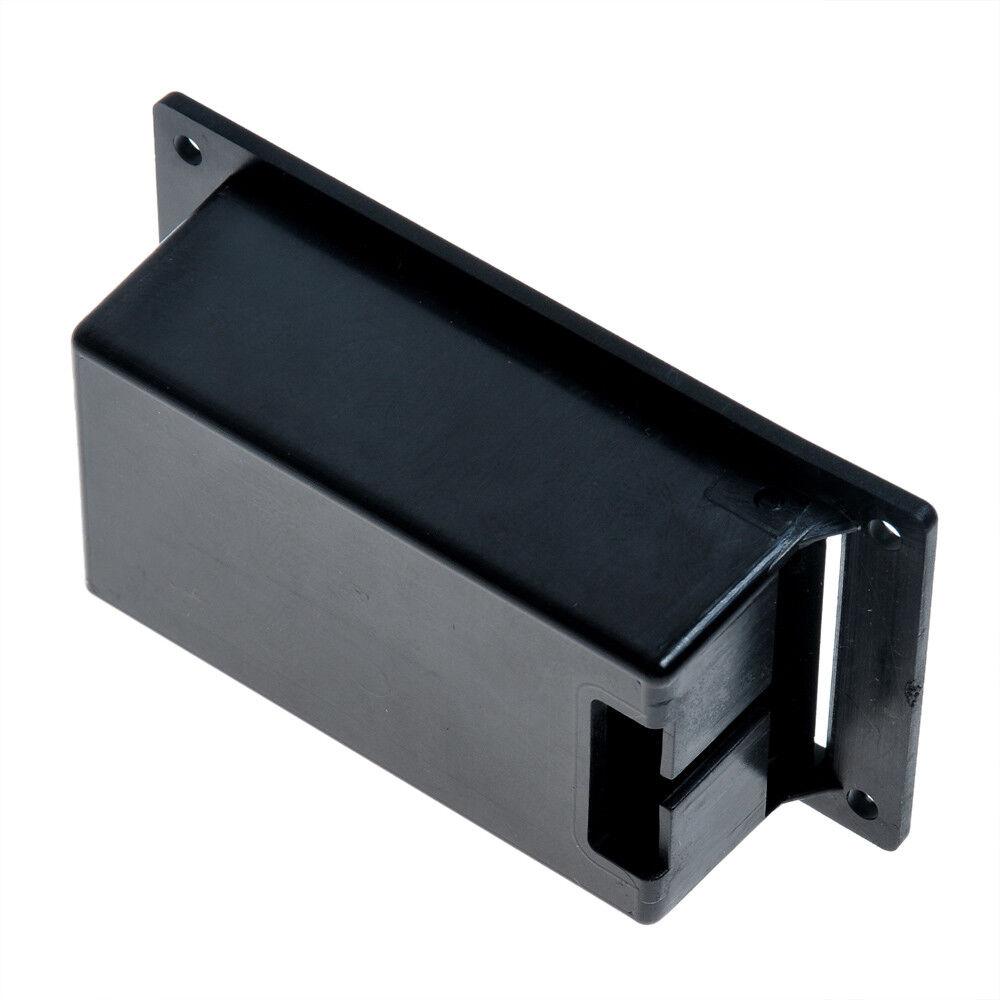 active guitar bass pickups 9v battery holder case box 9 volt replacement 5 set 634458764261 ebay