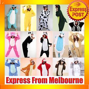 Animal-Onesies-Kids-Adult-Unisex-Kigurumi-Cosplay-Costume-Pyjamas-Pajamas-AU