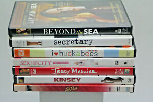 Romantic-DVD-Movies-Lot-Of-7-DVD-Pre-Owned-Good