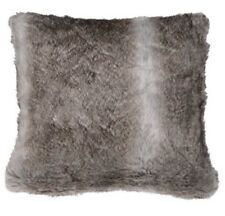 Fur Grey Cushion Cover BRAND NEW