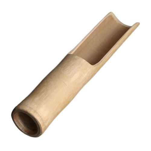 Tea Scoop China Gongfu Tea Ceremony Utensil Tea Spoon Shovel Engraved Bamboo