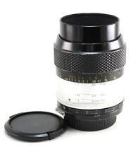 Nikon Micro Nikkor-P 55mm F3.5 Lens