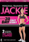 Personal Training With Jackie - 30 Day Fast Start (DVD, 2012)