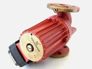 Raisonnable Grundfos Ups 40-30/4 B Pompe De Circulation Chauffage Pompe D'eau Potable Bronze 3 ~ Dn40 Pn10-afficher Le Titre D'origine