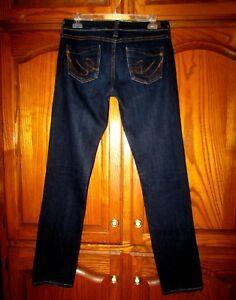Size 8R Express X2 W01 Boot Cut Jeans