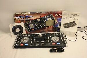 DJ-TECH-DJ-KEYBOARD-MIXER-USB-CONTROLLER-MIDI-PRO-AUDIO-DECKDANCE