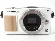 Olympus PEN mini E-PM2 compact digital camera body *white *pristine