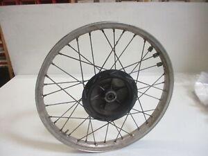 1. Yamaha Dt 250 MX 1R7 Rim Front 1,60x21 Inch Dot 207 Front Wheel Vorderradfelg