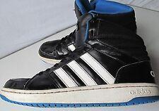 Adidas neo basket vs metà scarpe uomini scarpe palestra scarpa blu bianco