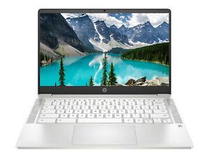 """NEW HP 14"""" FHD Intel 10th Gen i3-1005G1 3.4GHz 8GB RAM 256GB SSD Webcam Win 10"""
