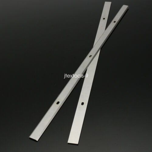 12-1//2-Inch HSS Planer Blade for Craftsman 21758 Replaces 24797 Set of 2