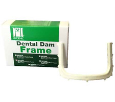 Hygenic Dental Dam Frame 5 127mm U Shaped Radiolucent 01416