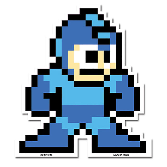 Proto Man 8-Bit Bifold Wallet by GE Animation *NEW* Mega Man 10