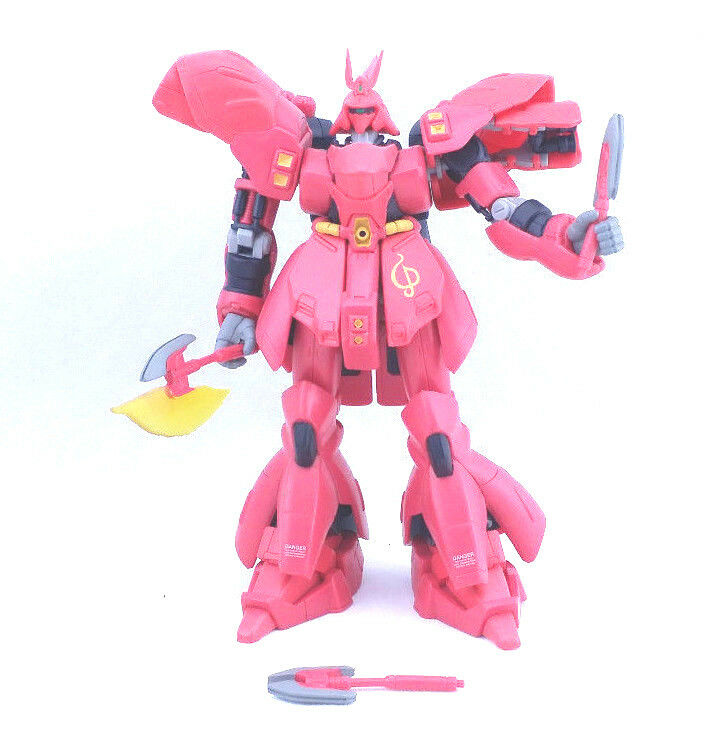 Gundam Red Action Figure SA.S 2001 Robot Toy Toy Toy Model Bandi c843b3