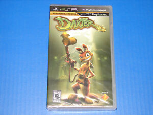 Daxter-PSP-Sony-PSP-BRAND-NEW-BLACK-LABEL-NON-GREATEST-HITS-EDITION