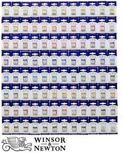 108-Farbtoene-WINSOR-amp-NEWTON-Professional-Feinste-Kuenstler-Aquarellfarbe-einzeln