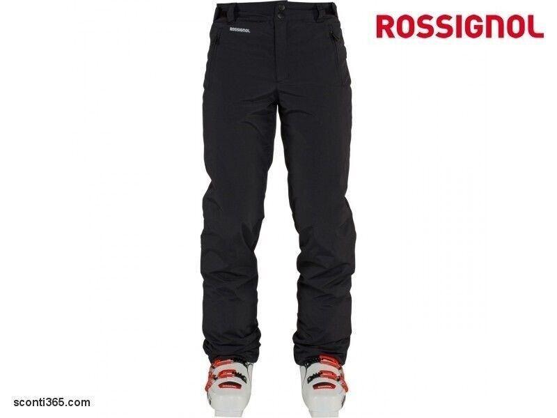 Rossignol Hose von Schnee Rapide, Herren - Art. RLGMP11-200 (Schwarz)