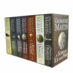 George-R-R-Martin-A-Song-of-Ice-and-Fire-7-Books-Collection-Pack-Boxed-Set-New