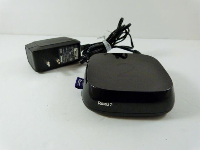 Roku 2 Streaming Player (4210X2) - Black NO remote