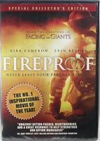 Fireproof Christian Dvd Never Leave Your Partner Behind Collector's Edition