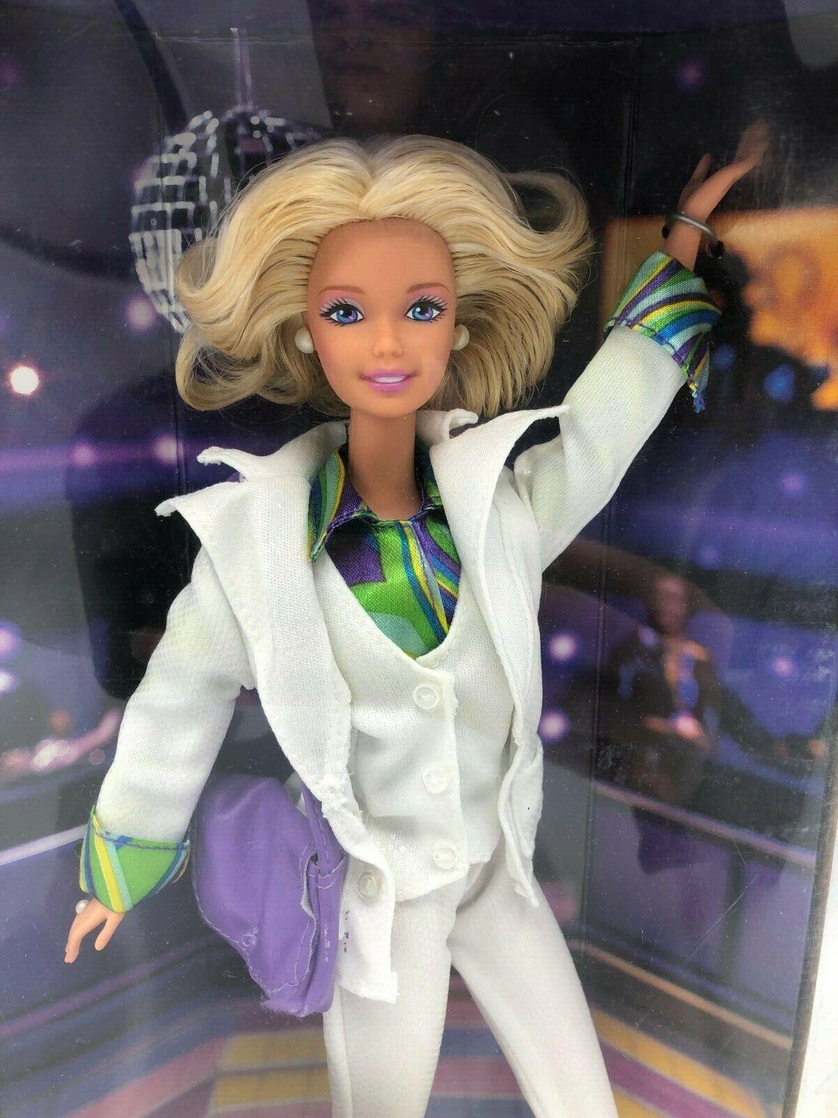 Vintage  Nuevo  1970s discoteca rubia Barbie 1998 Edición Especial último