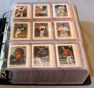 86-Topps-MLB-Baseball-Full-Card-Set-Of-792-amp-Traded-Card-Full-Set-Of-132-Cards