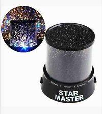 Magic Sky Star MASTER Led Projector Kids Bed Night Star Light Lamp Gift