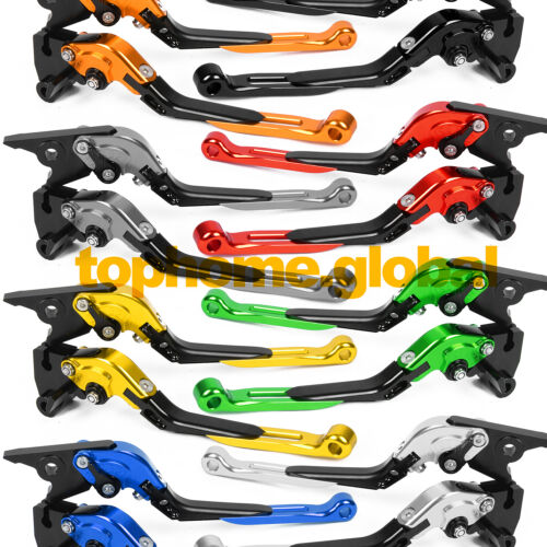 For BMW R1200GS ADVENTURE 2014-2018 CNC Adjust Clutch Brake Levers Set 2016 2015