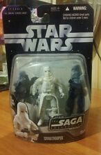 Hasbro , STAR WARS THE SAGA COLLECTION , SNOW TROOPER EPISODE  5