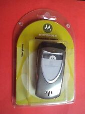 8403COVER MOTOROLA ORIGINALE V60I  front e rear IN BLISTER- COV 8401