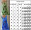Women Lady Floral Sleeveless Midi Dress Beach Baggy Oversize Long Vest Tank Top