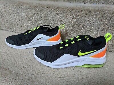 New Nike Air Max Motion 2 Sneaker (Big Kid) Blackvolt Boy size 6   eBay