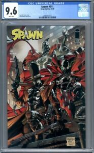 Spawn #311  Carlo Barberi Cover  Gunslinger Spawn  1st Print  CGC 9.6