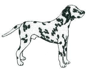 Ecusson-patche-Dalmatien-thermocollant-patch-chien-brode