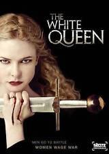 The White Queen DVD, 2014, 3-Disc Set
