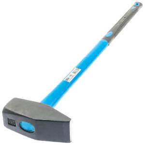 Vorschlaghammer 5 Kg Schlag Hammer Werkzeug Xxl Lange 900 Mm Mit