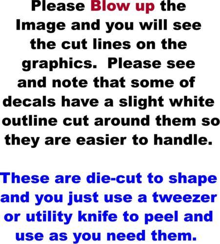 NUMBER 88 R//C MODEL Decal Sticker SHEET 1//12-1//10 DIE CUT Nascar1 coke