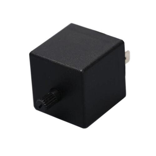 CF14 3 Pin 12V LED Blinker Relais Auto Blinker Blinker-Anzeige einstellenPDH