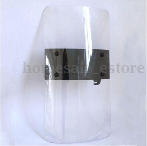Anti-Riot Shield Polycarbonate Shield Security Equipment for Police Tactical CS
