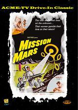 Mission Mars Dvd-r Worldwide Cult Classic