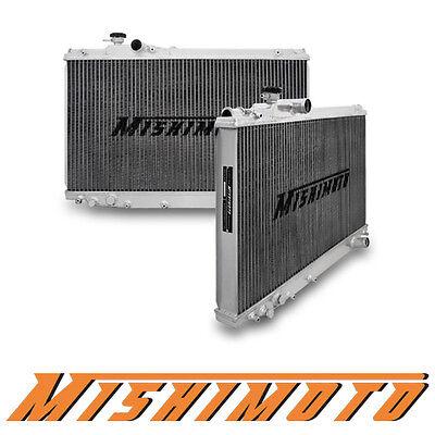 Mishimoto Full Size Aluminum Radiator - 93-98 Toyota Supra 2JZ | MMRAD-SUP-93T