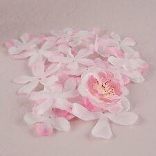 Pink Silk Cherry Blossom Flower Girl Petals Wedding Table Decorations Q15970