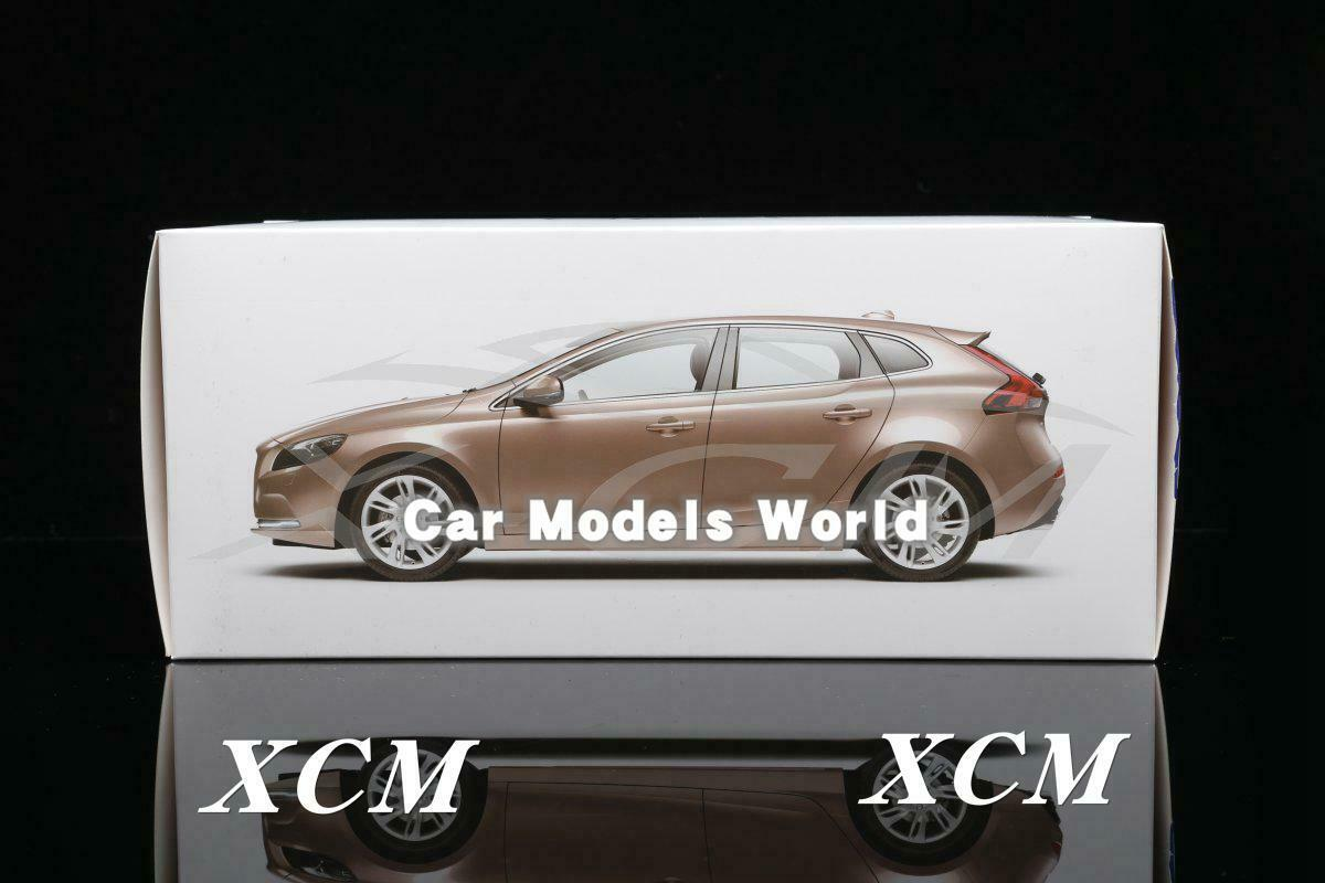 Car Model for V40 1 18 (oro) + + + SMALL GIFT    860c7c